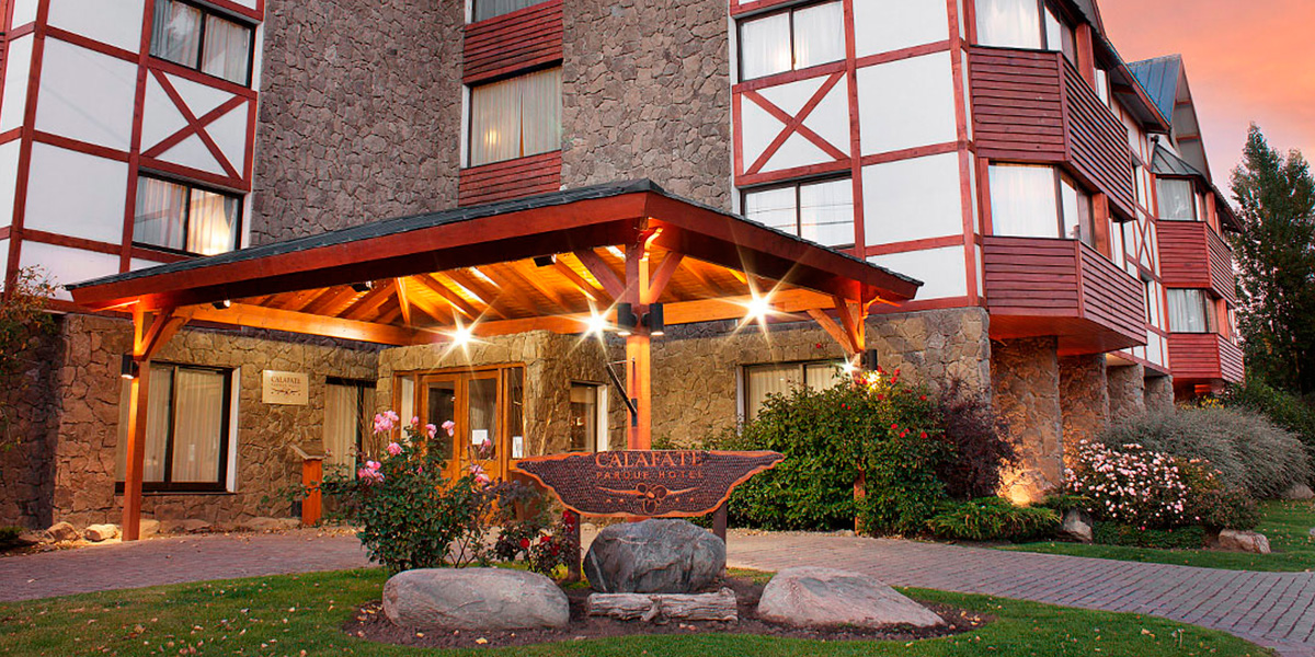 Las Hayas Ushuaia Resort - Hotel en Ushuaia - Argentina